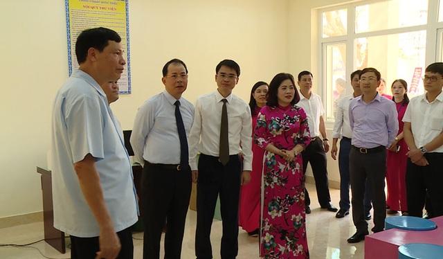 TKV giúp đỡ khánh thành 3 trường tiểu học nhân dịp năm học mới - 3
