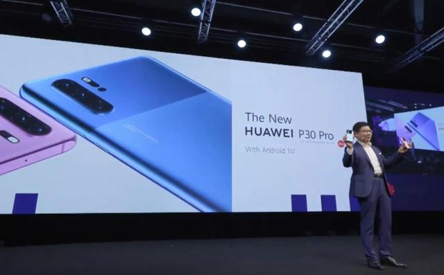 Huawei ra mắt new P30 Pro - siêu phẩm cuối cùng còn chạy Android - 1