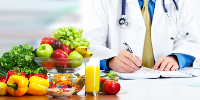 Ăn uống đúng mức, góp sức chữa bệnh - 1