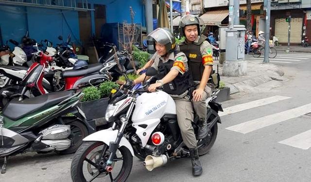 Ban bảo vệ dân phố duy nhất ở Sài Gòn được trang bị áo giáp chống đạn - 2