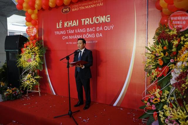 Bảo Tín Mạnh Hải khai trương cửa hàng vàng thứ 4 tại Hà Nội - 2