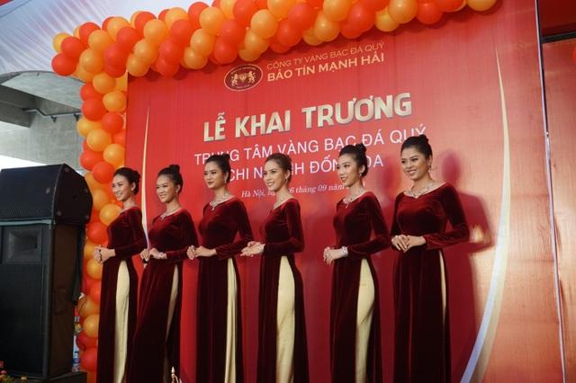 Bảo Tín Mạnh Hải khai trương cửa hàng vàng thứ 4 tại Hà Nội - 4