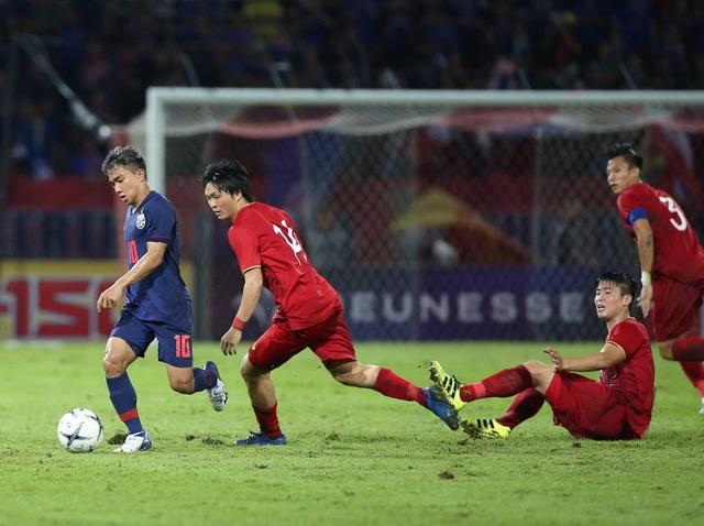"""Đội tuyển Việt Nam đã khiến Chanathip Songkrasin """"tắt điện"""" như thế nào? - 1"""