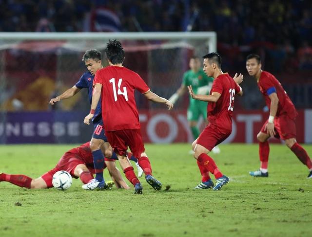 """Đội tuyển Việt Nam đã khiến Chanathip Songkrasin """"tắt điện"""" như thế nào? - 2"""