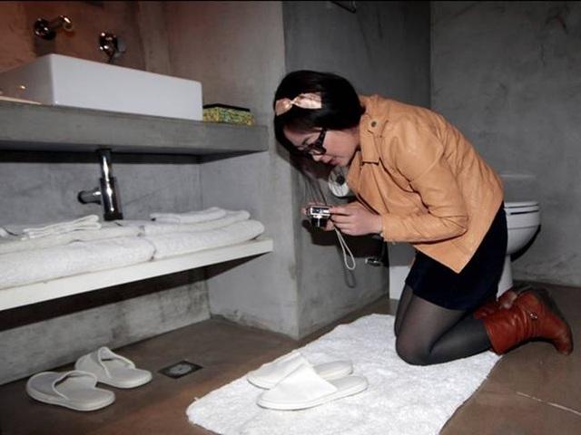 Cô gái xinh đẹp chuyên sống thử trong khách sạn... kiếm tiền - 13
