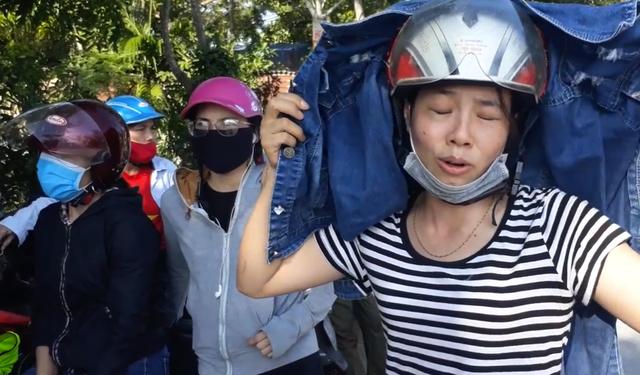 Nghệ An: Gần 1.000 công nhân nhà máy may Wooin Vina đình công - 7