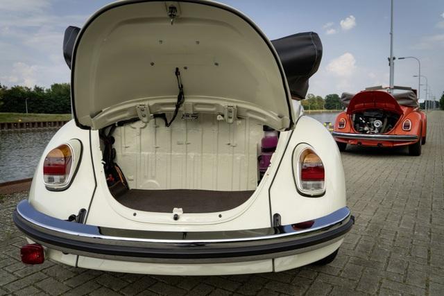 """""""Bọ cánh cứng"""" Beetle tái xuất dưới dạng xe chạy điện - 11"""