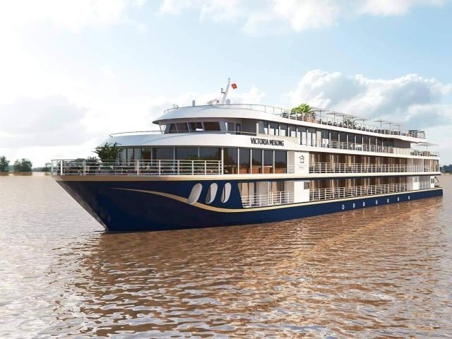 Sắp có du thuyền 4 sao đưa du khách từ Cần Thơ đến Phnom Penh - 1