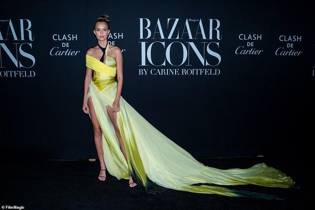 Siêu mẫu bạch biến Winnie Harlow nổi bật tại tuần lễ thời trang New York - 14