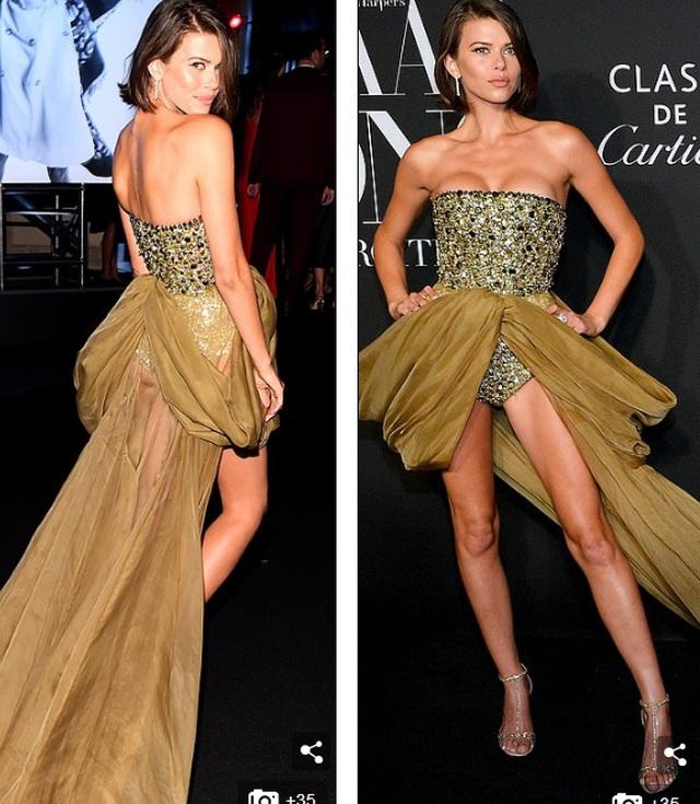 Siêu mẫu bạch biến Winnie Harlow nổi bật tại tuần lễ thời trang New York - 11