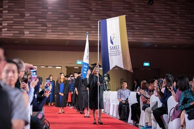 Chắp cánh ước mơ sự nghiệp cùng Đại học Công lập SMU Singapore - 1