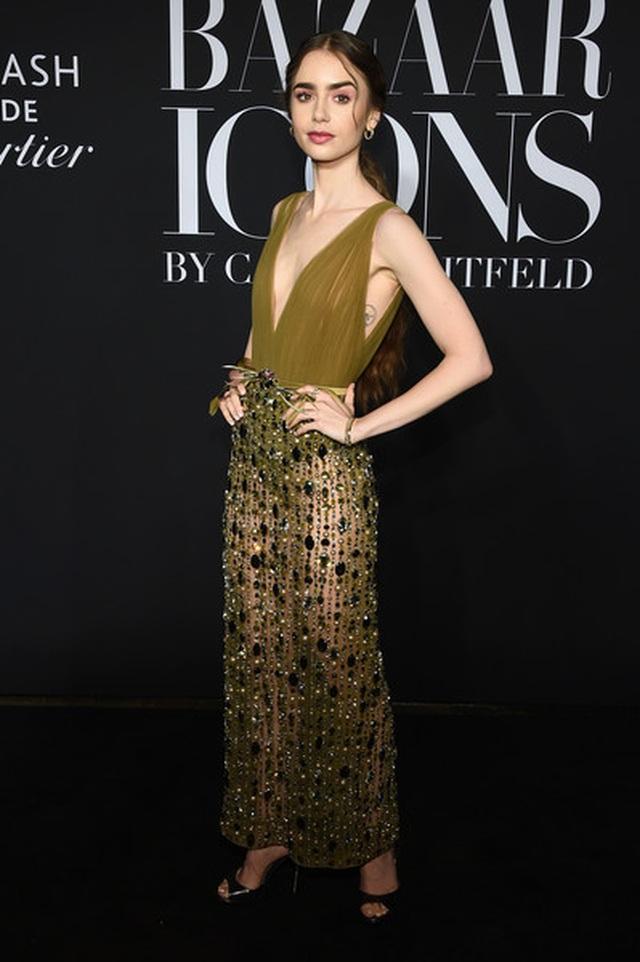 Siêu mẫu bạch biến Winnie Harlow nổi bật tại tuần lễ thời trang New York - 23