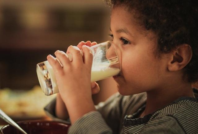 Lưu ý khi cho con ăn sữa và các chế phẩm từ sữa