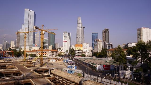 TPHCM xây trung tâm thương mại dưới lòng đất - 1