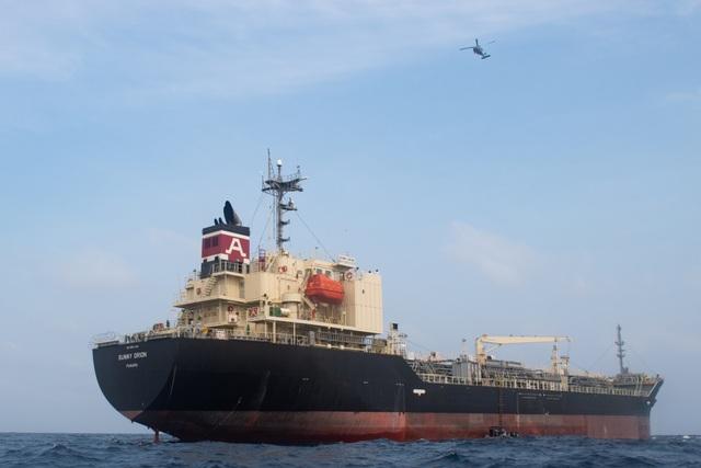 Dàn tàu chiến phô diễn sức mạnh trong diễn tập hàng hải Mỹ - ASEAN - 11