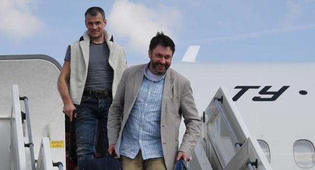 Nga, Ukraine trao đổi 70 tù nhân - 2
