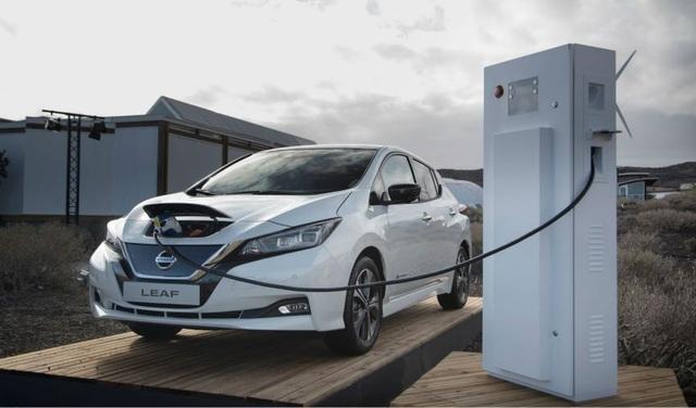 Thái Lan ưu tiên phát triển xe chạy điện - 1