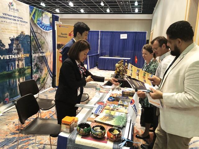 Nỗ lực quảng bá, thu hút khách Mỹ đến Việt Nam du lịch - 3