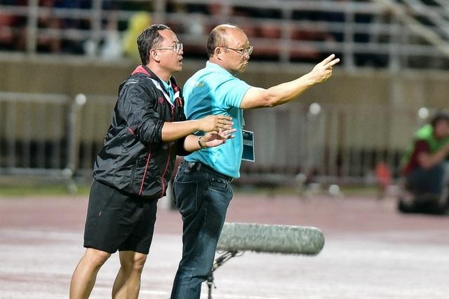 Báo Indonesia quan tâm đến cuộc đấu duyên nợ giữa thầy Park với HLV Nishino - 1