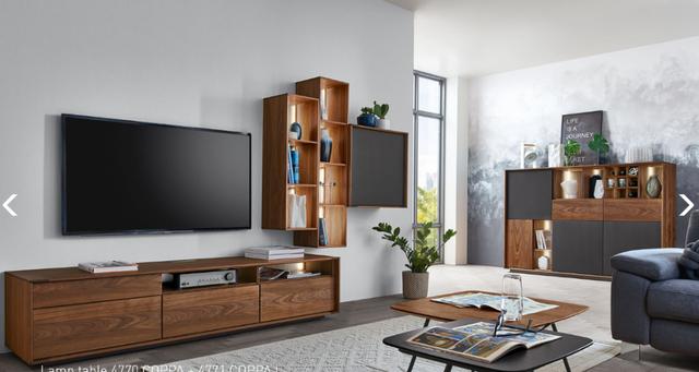 Biến hóa không gian sống đầy thú vị với những xu hướng mới nhất của nội thất Đức - 1
