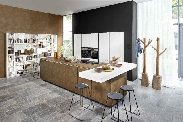 Biến hóa không gian sống đầy thú vị với những xu hướng mới nhất của nội thất Đức - 5