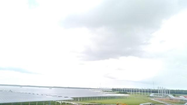 Nhà máy Điện Mặt trời Dầu Tiếng có quy mô lớn nhất khu vực Đông Nam Á đi vào hoạt động - 4