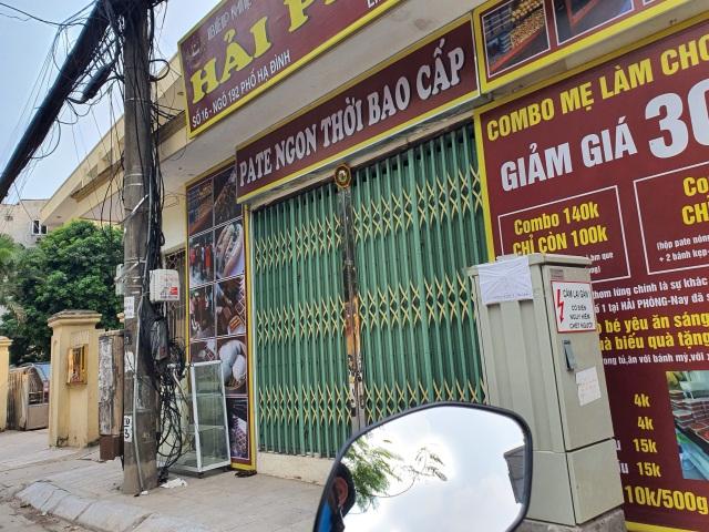 Hàng quán đóng cửa sang nhượng, dân quanh Công ty Rạng Đông thi nhau bán nhà - 6
