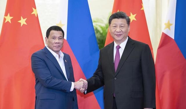 Chiến lược lôi kéo Philippines bằng viện trợ của Trung Quốc - 1