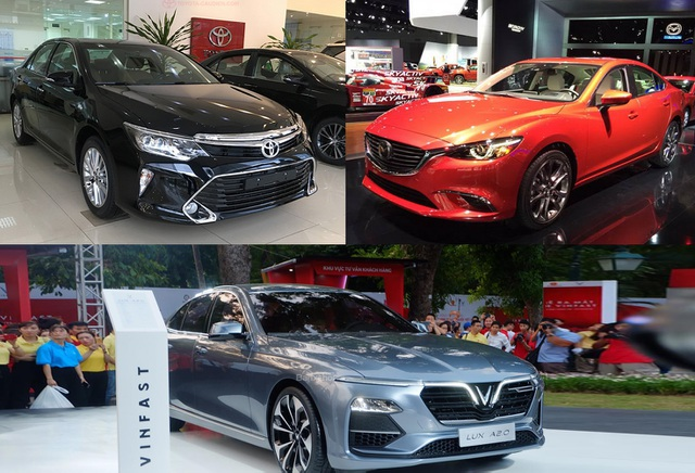 Công nghiệp ô tô Việt Nam có thể sánh ngang Thái Lan - 1