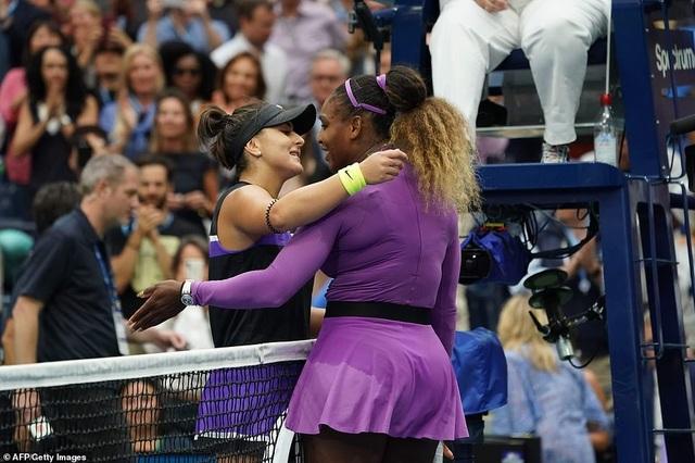 Meghan Markle đi xem Serena Williams thi đấu tennis - 2