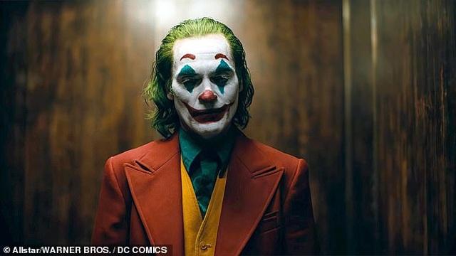 """""""Joker"""" giành Sư Tử Vàng giúp lật sang chương mới cho phim siêu anh hùng - 2"""