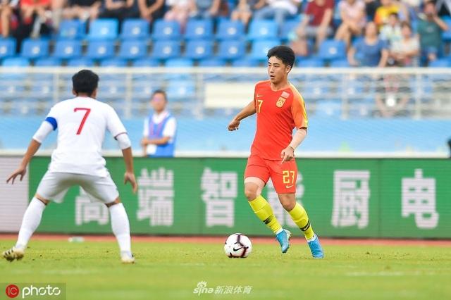 U22 Trung Quốc 0-2 U22 Việt Nam: Cú đúp của Tiến Linh - 3