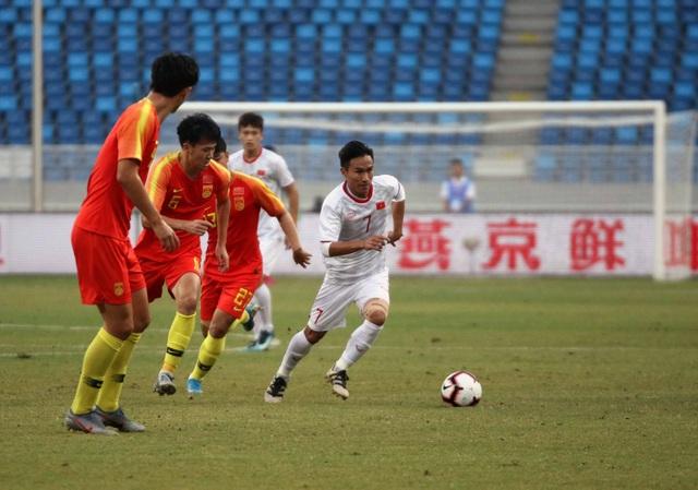 Những khoảnh khắc ấn tượng trong chiến thắng của U22 Việt Nam trước U22 Trung Quốc - 12