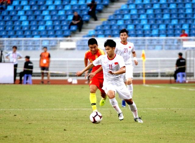 Những khoảnh khắc ấn tượng trong chiến thắng của U22 Việt Nam trước U22 Trung Quốc - 18
