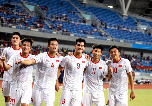 Những khoảnh khắc ấn tượng trong chiến thắng của U22 Việt Nam trước U22 Trung Quốc - 7