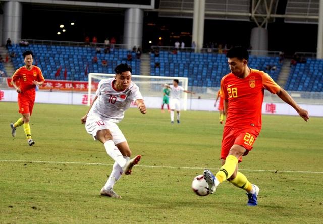Những khoảnh khắc ấn tượng trong chiến thắng của U22 Việt Nam trước U22 Trung Quốc - 17