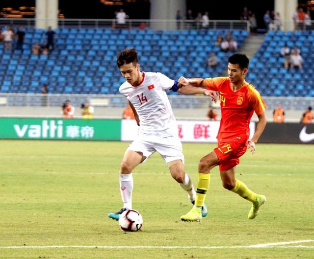 Những khoảnh khắc ấn tượng trong chiến thắng của U22 Việt Nam trước U22 Trung Quốc - 6
