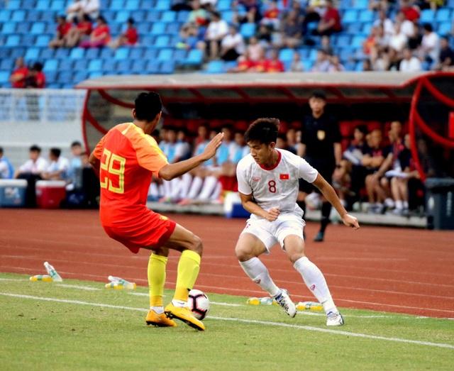 Những khoảnh khắc ấn tượng trong chiến thắng của U22 Việt Nam trước U22 Trung Quốc - 15