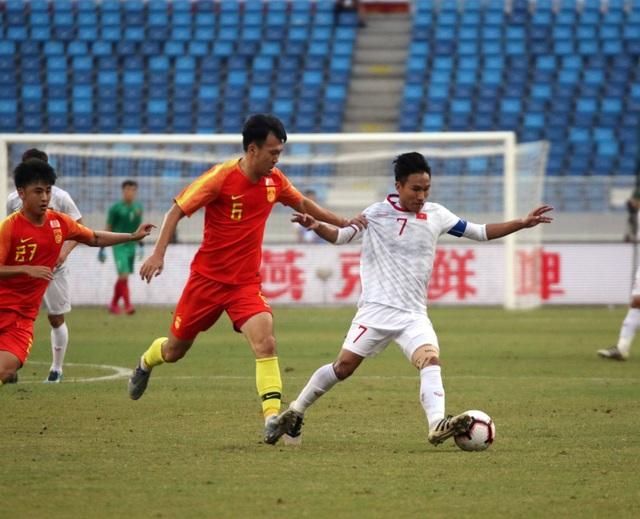 Những khoảnh khắc ấn tượng trong chiến thắng của U22 Việt Nam trước U22 Trung Quốc - 14