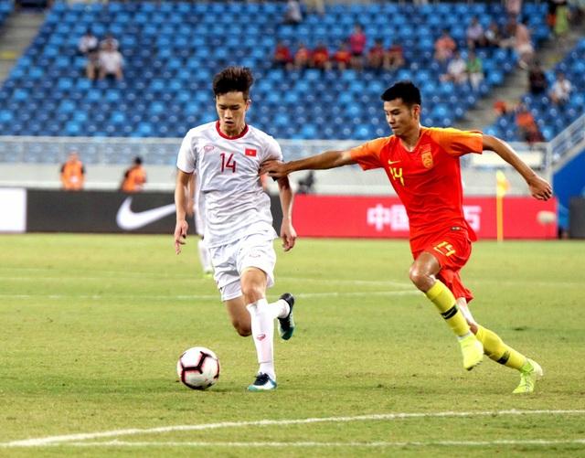 Những khoảnh khắc ấn tượng trong chiến thắng của U22 Việt Nam trước U22 Trung Quốc - 8