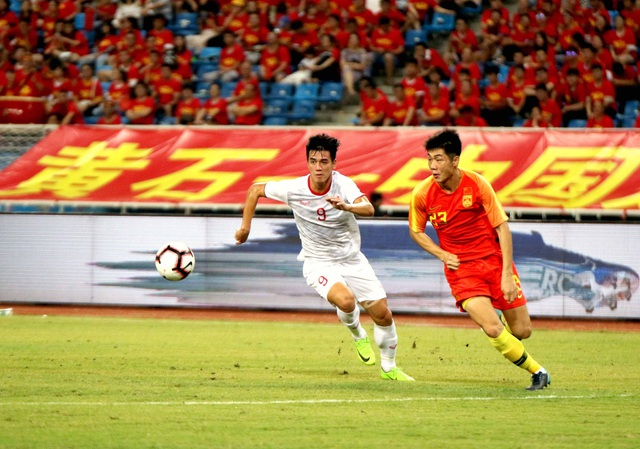 Những khoảnh khắc ấn tượng trong chiến thắng của U22 Việt Nam trước U22 Trung Quốc - 2