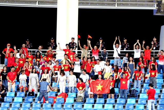 Những khoảnh khắc ấn tượng trong chiến thắng của U22 Việt Nam trước U22 Trung Quốc - 5