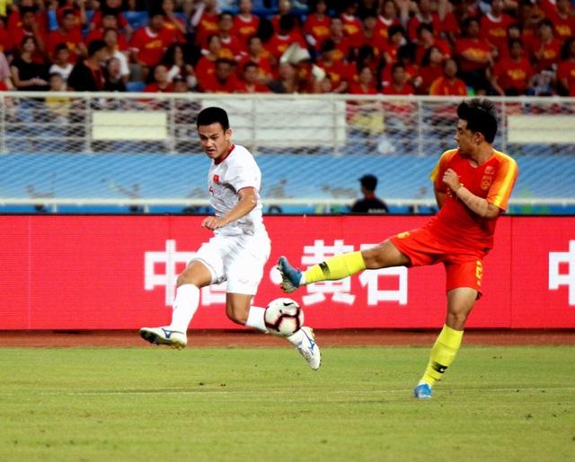Những khoảnh khắc ấn tượng trong chiến thắng của U22 Việt Nam trước U22 Trung Quốc - 4