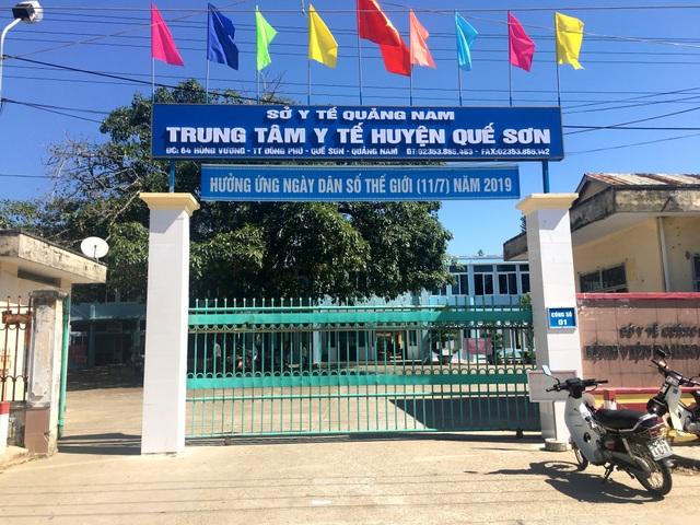 Bảo vệ Trung tâm y tế Quế Sơn bị đâm tử vong