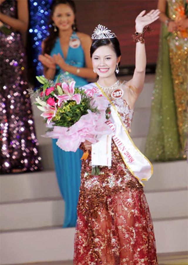 Hoa hậu Thân thiện Đậu Hồng Phúc bất ngờ khoe ảnh sinh con lần 2 - 1