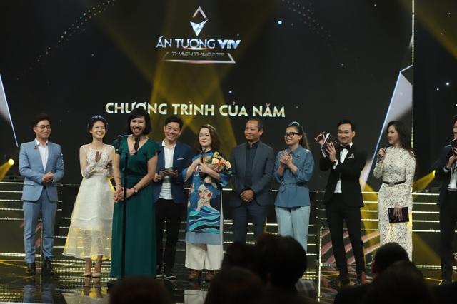NSND Trung Anh bối rối, Bảo Thanh bật khóc khi nhận giải Diễn viên ấn tượng - 5