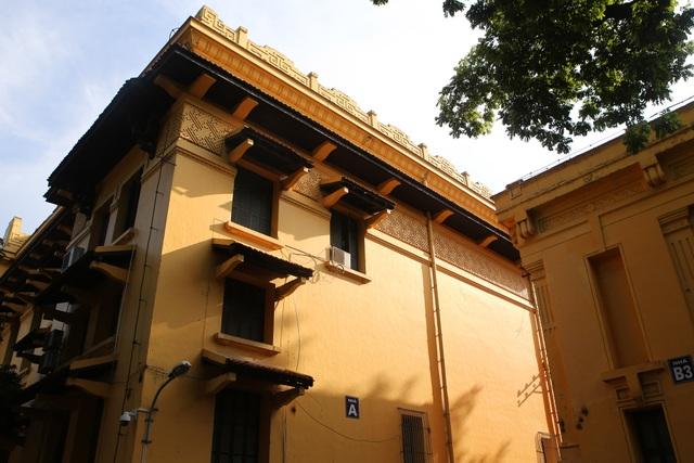 Những di sản kiến trúc còn mãi với thời gian của Hà Nội - 13