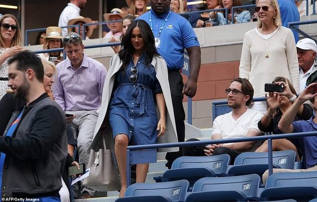 Meghan Markle đi xem Serena Williams thi đấu tennis - 5