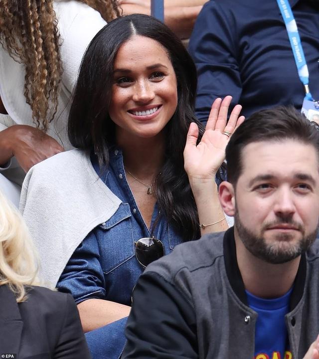 Meghan Markle đi xem Serena Williams thi đấu tennis - 7