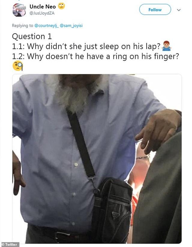 Người đàn ông đứng trên máy bay suốt 6 tiếng nhường chỗ cho vợ ngủ? - 2